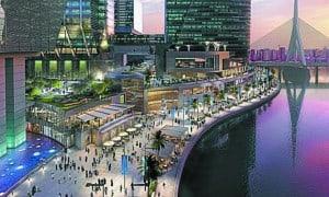 abu dhabi Galleria on Al Maryah Island - Sowwah Square Abu Dhabi