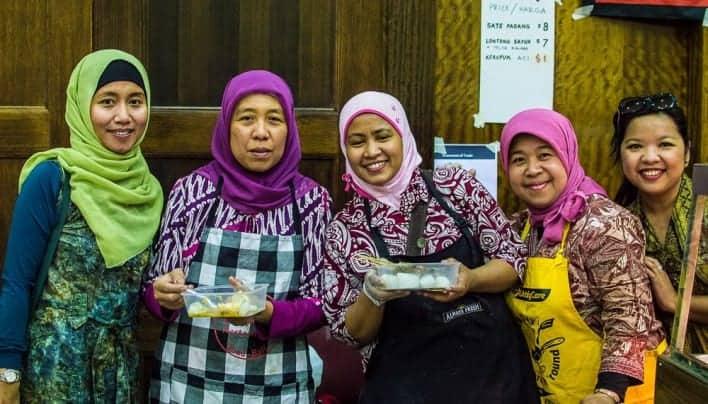 Promosi Makanan Melalui Festival