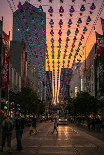 Kemeriahan Natal di Seputar Melbourne