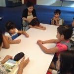 Anak-anak belajar Alkitab-OZIP