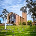 Gereja Santo Paschal Box Hill-OZIP