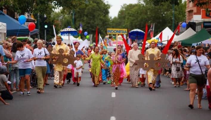 Pako Festa – Pesta Budaya Terbesar di Australia