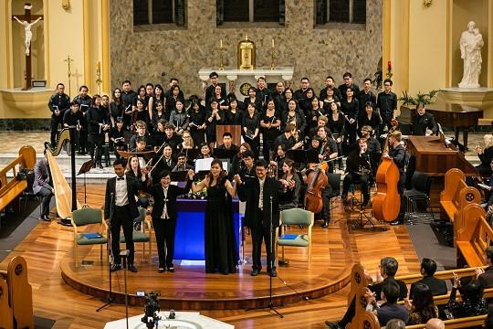 A Lenten Concert KKI-OZIP