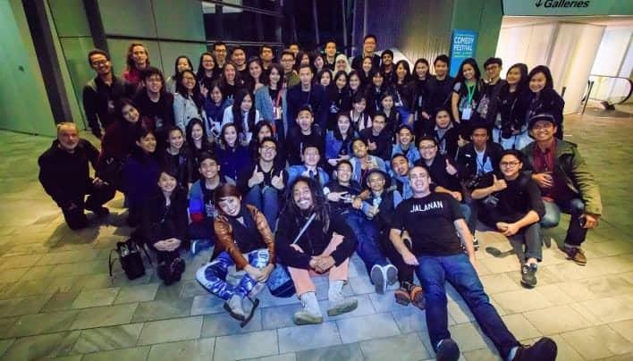 IFF: Festival Film Indonesia Terlama dan Terbesar di Australia