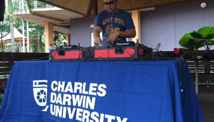 Ricky Ariansyah Sanger, Charles Darwin University, Northern Territory
