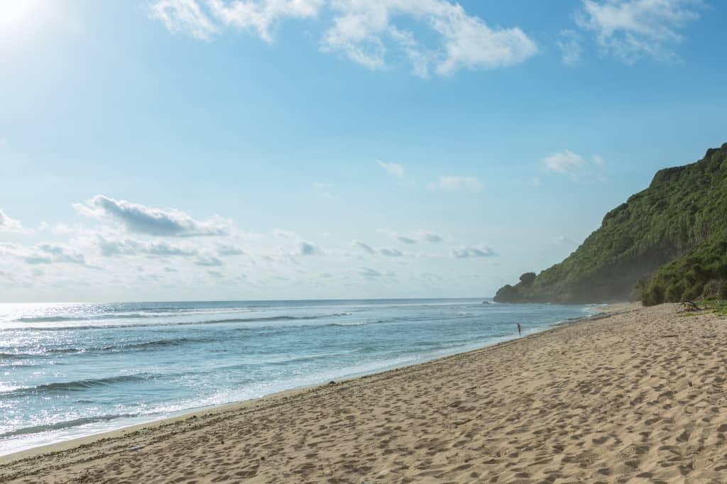 4) Nyang Nyang Beach
