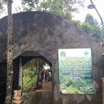 Entrance Gebang Keraton