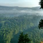 Teeing Keraton - The view