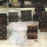 Alat Batik Cap dari Tembaga