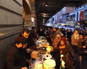 Street Iftar