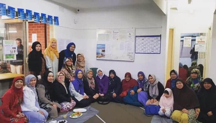 Ramadhan di Melbourne bersama IMCV