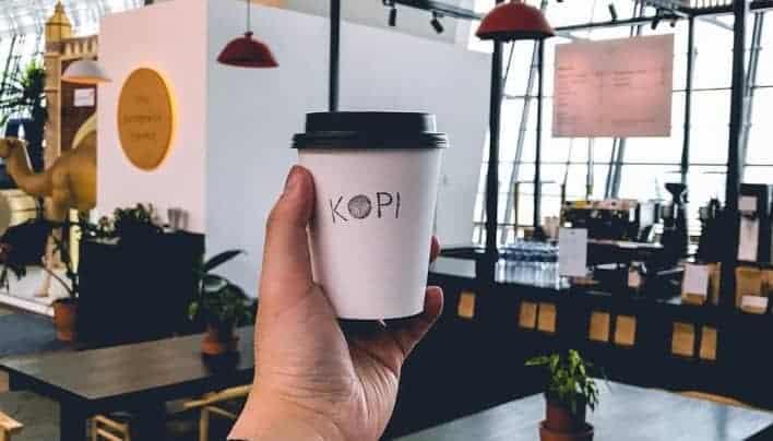Bisnis Warung Kopi Anak Muda di Jakarta