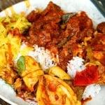 Malaysia_Nasi Kandar khas Malaysia