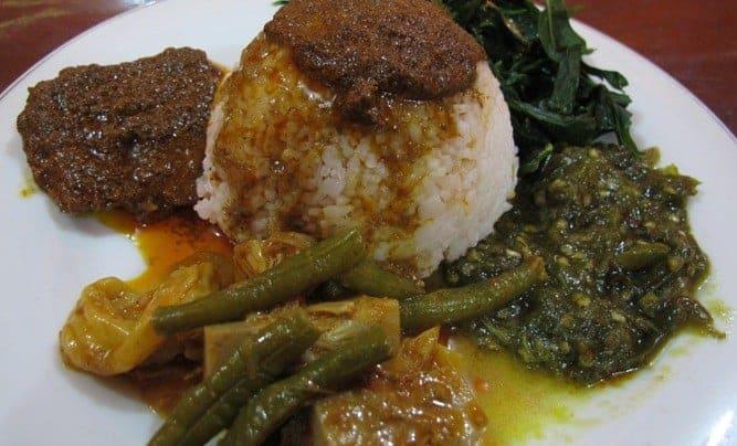 Serupa yang Tak Sama:  Masakan Indonesia, Malaysia, Singapura