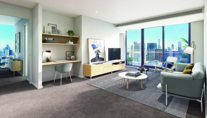 Melbourne Grand Apartments dari Developer Properti Paling Berpengalaman di Melbourne, Central Equity