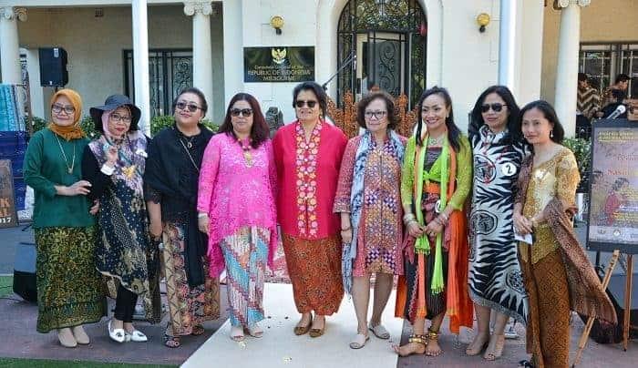 Serunya Perayaan Hari Batik Nasional 2017 di Melbourne