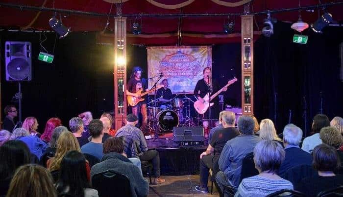 Ketika Para Musisi Blues Berkumpul di Docklands Blues Music Festival 2017