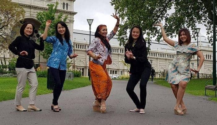 Ketika 5 Perempuan Keren Berkumpul dalam 1 Frame