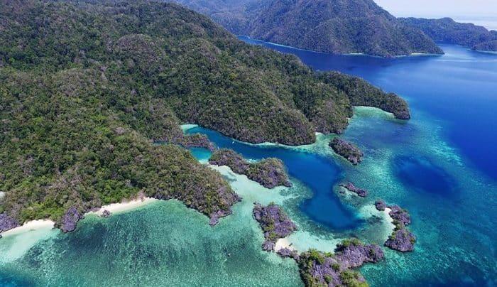 Yuk, Kunjungi Pulau-Pulau Eksotis di Sulawesi Tenggara