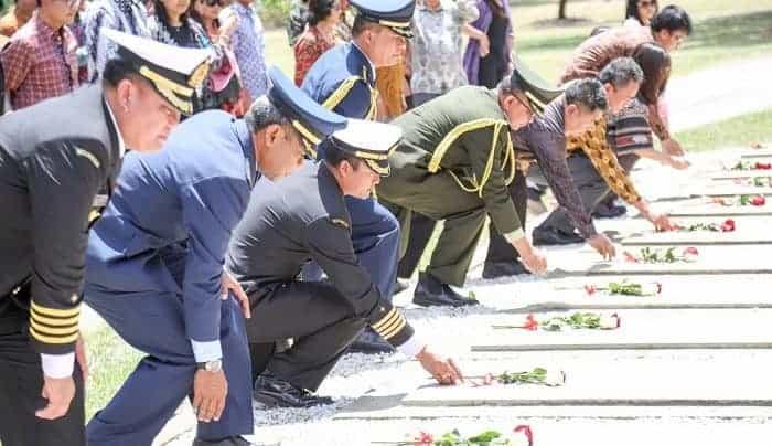 Berziarah ke Makam Pejuang Perintis Kemerdekaan Indonesia di Cowra, New South Wales
