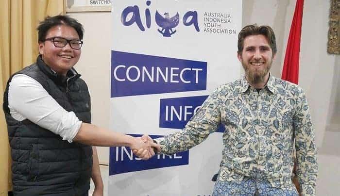 Stephen Sebastian Tedja, Presiden AIYA VIC Pertama dari Indonesia