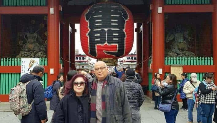 Tokyo dan Sekitarnya Selayang Pandang Seri 2: *NANAKOROBI YAOKI*