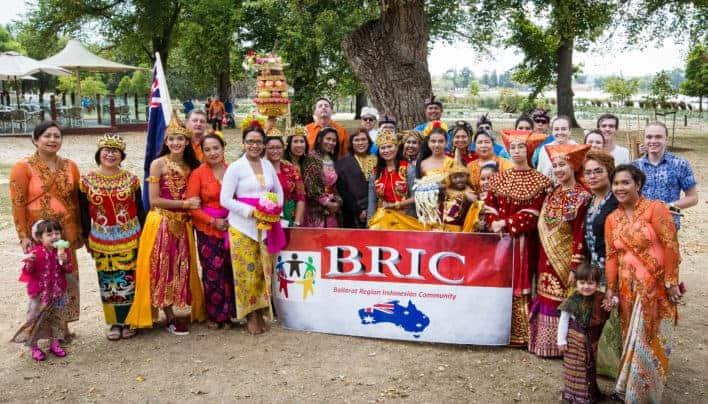BRIC Unjuk Budaya di Festival Begonia