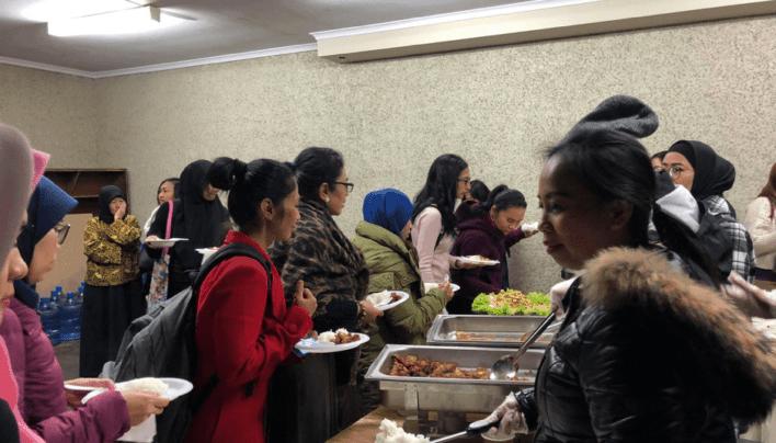 Iftar Ramadhan 2018 di KJRI Melbourne: Silaturahmi dan Memupuk Toleransi