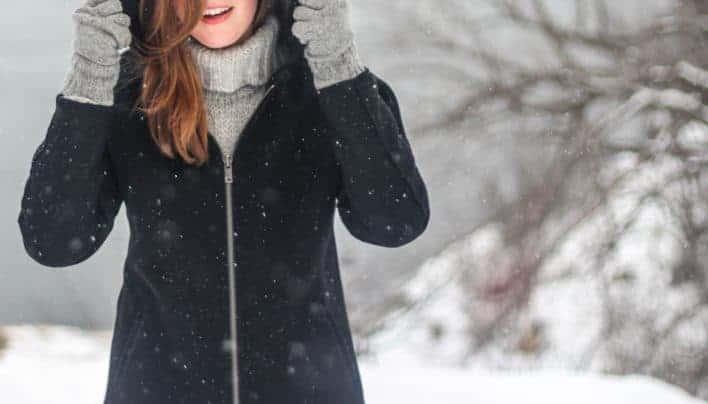 Winter Street Style