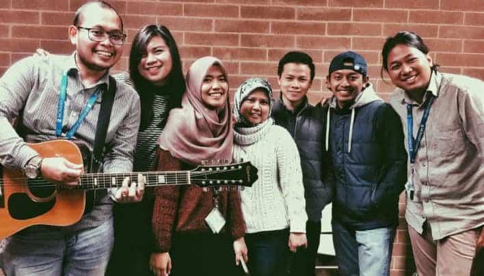 Berkenalan dengan Komunitas Monash Music (MoMu)