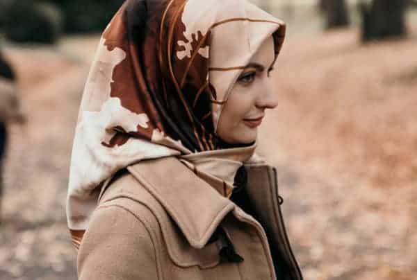 Geliat Pebisnis Muda Indonesia di Victoria (2) Cantik dan Syar'i bersama Melbie Hijab