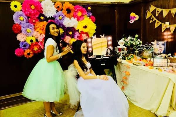 """Geliat Pebisnis Muda Indonesia di Victoria (1) """"Hermosa Estas"""" Mobile Hairdresser"""