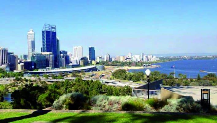 Ivan's Escape Trip to Perth: capital of Western Australia