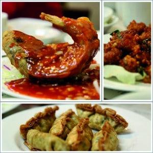 Seoul Dinner 24 Sept Collage