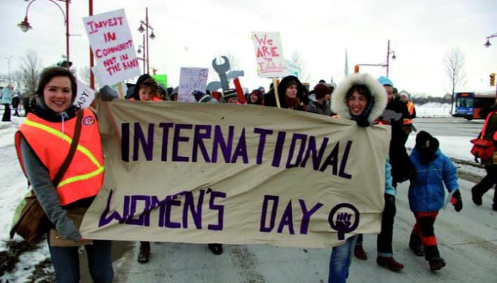 The Story Behind International Women's Day