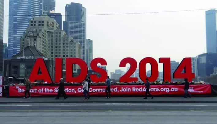 Dari Konferensi Internasional AIDS 2014
