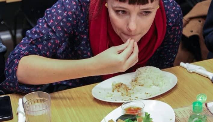 Mereka (Sebenarnya) Suka Makanan Indonesia-They (Actually) Like Indonesian Food