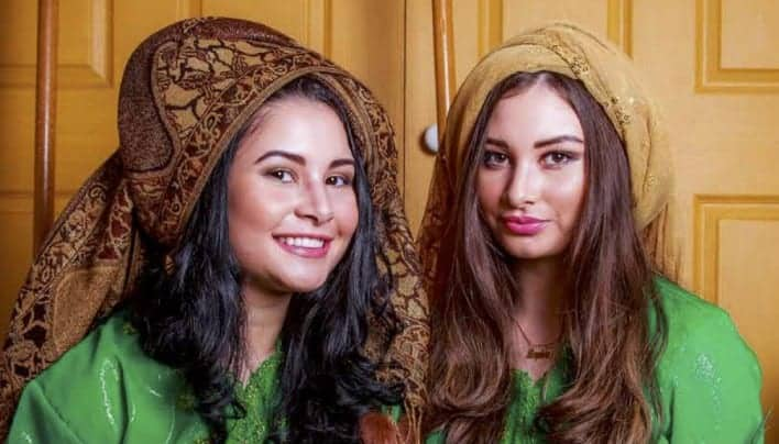 Cover Story – Michelle & Sophie : Promosi Makanan Sehat Indonesia