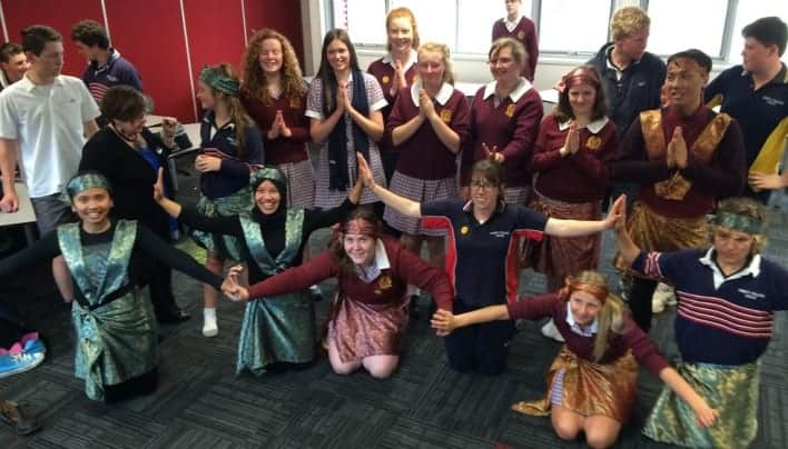 Saman Melbourne – Promosi Budaya di Pelosok Victoria