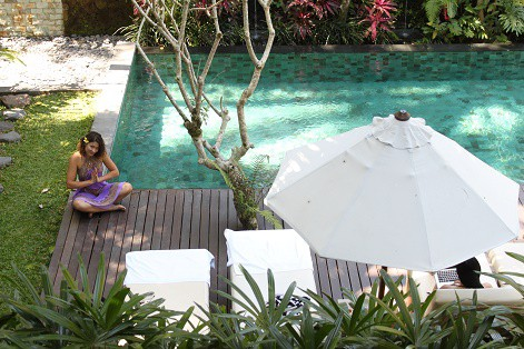 Puri Sunia Resort – A Peaceful Home in Ubud Bali