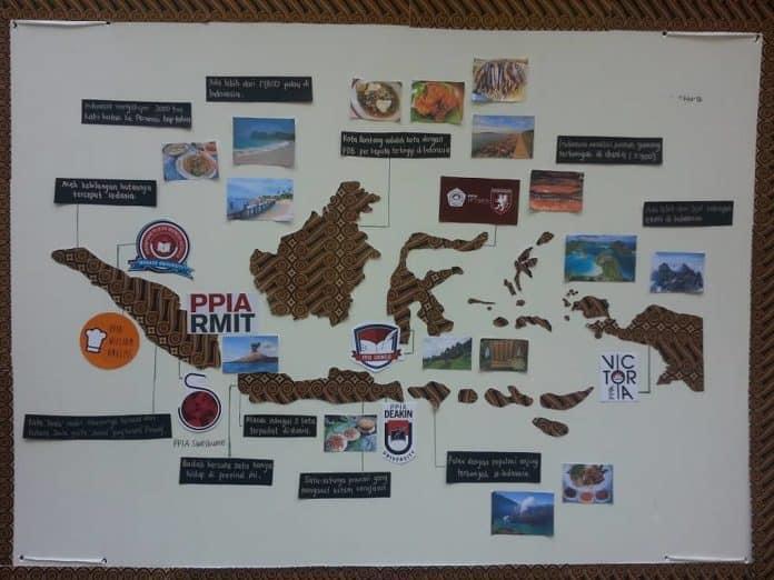 Peta Wisata PPIA-OZIP