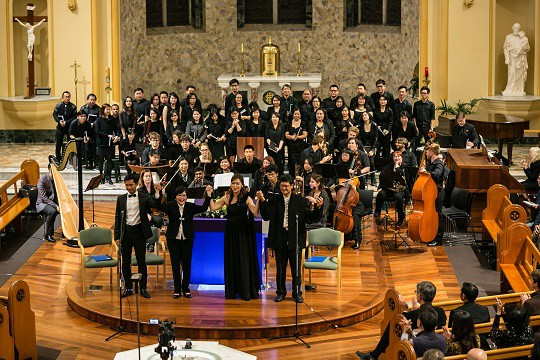A Lenten Concert  – Persembahan Paskah yang Indah