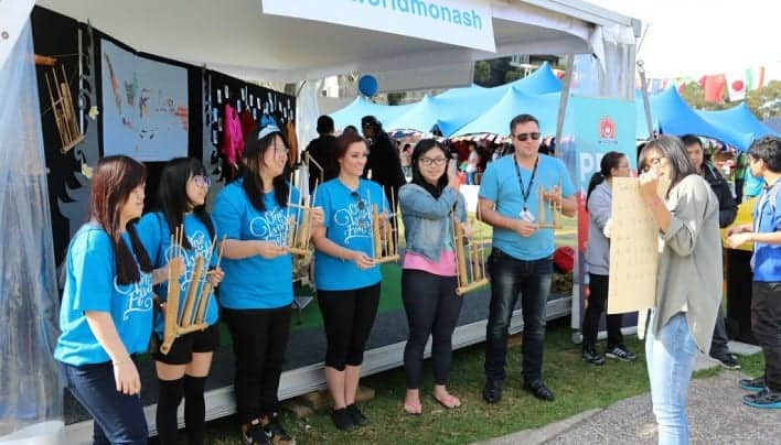 PPIA Monash di One World Festival