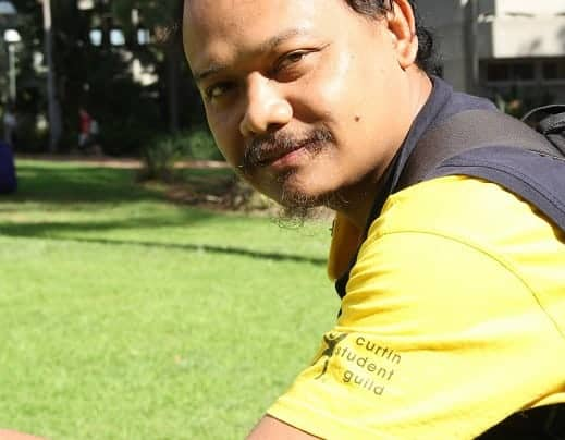 Achmad Room Fitrianto, The Faculty of Humanities Curtin University, Western Australia