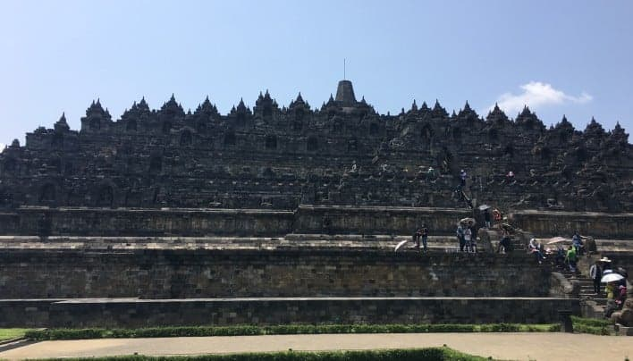 Pesona Keanggunan Yogyakarta