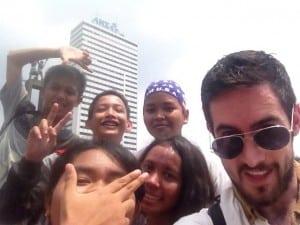 Michael_ Jakarta Streetkids