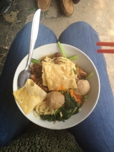 Michael_Cheap and Yummy Mie Bakso