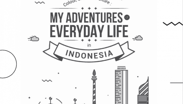 Colour, Chaos & Culture: My Adventures of Everyday Life in Indonesia