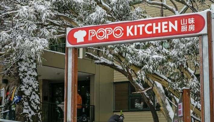 Popo Kitchen :  Kelezatan Cita Rasa Asia di Mt. Buller