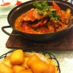 Melayu_Chili Crab dan Roti  Mantau